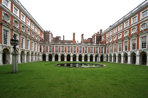 The Fountain Court