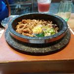 Chicken Dolsot Bibimbap